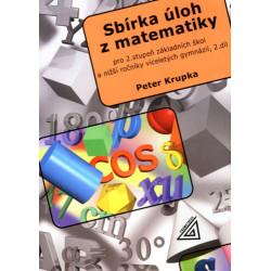 14056 Sbírka úloh pro 2. stupeň ZŠ a nižší ročníky VG, 2. díl - Geometrie