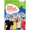 14120 Klett Maximal interaktiv 1 (A1.1) – pracovní sešit barevný s kódem k interaktivnímu obsahu