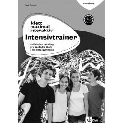14127 Klett Maximal interaktiv 1 (A1.1) – Intensivtrainer (cvičebnice)