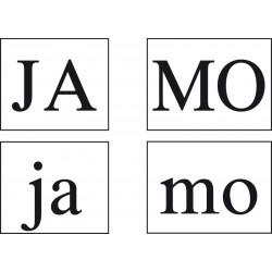 92712 Alter - Soubor slabik a slov k Živé abecedě