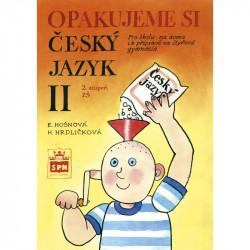 165241 SPN - Opakujeme si český jazyk II pro 2. stupeň ZŠ