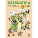 165169 SPN - Matematika pro 2. r. ZŠ, pracovní učebnice (1. díl)