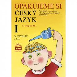 165240 SPN - Opakujeme si český jazyk I