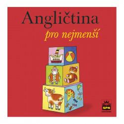 165387 SPN - Angličtina pro nejmenší, CD