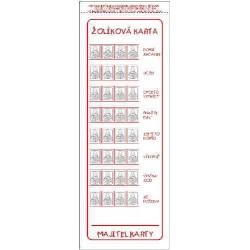 153055 Žolíková karta