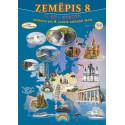 88-45 Zeměpis 8, 1. díl - Evropa - učebnice