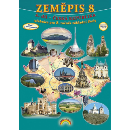 88-47 Zeměpis 8, 2. díl - Česká republika, Čtení s porozuměním