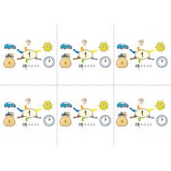 01A31 Myšlenkové mapy k Živé abecedě a Matýskově matematice 1. díl