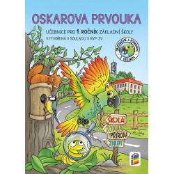 01A74 Oskarova prvouka 1 - učebnice