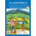 0443 Vlastivěda 4 - Poznáváme naši vlast (barevný pracovní sešit) - AKCE