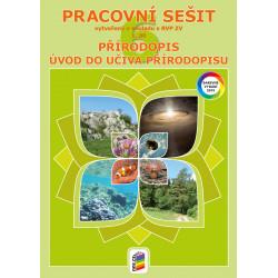 0634 Přírodopis 6, 1. díl - Obecný úvod do přírodopisu (barevný pracovní sešit)