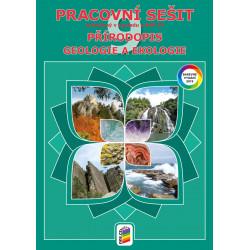 0933 Přírodopis 9 - Geologie a ekologie (barevný pracovní sešit)