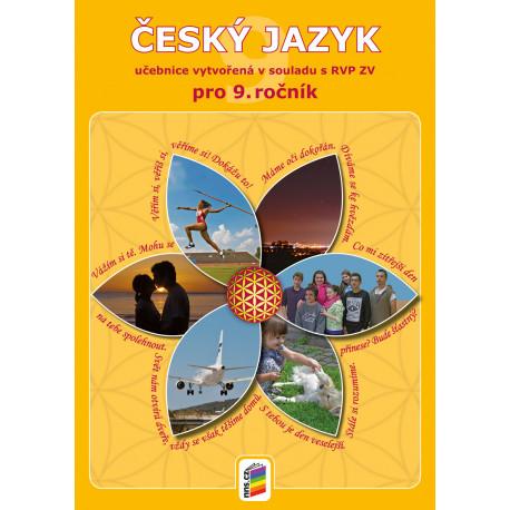 0955 Český jazyk 9, učebnice