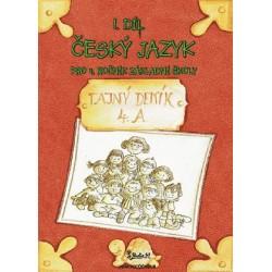 154011 Český jazyk 4/1.díl