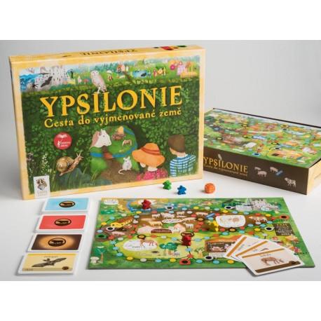 Ypsilonie - Cesta do vyjmenované země