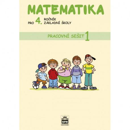 165905 SPN - Matematika pro 4. r. ZŠ, pracovní sešit (1. díl)