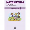 165906 SPN - Matematika pro 4. r. ZŠ, pracovní sešit (2. díl)