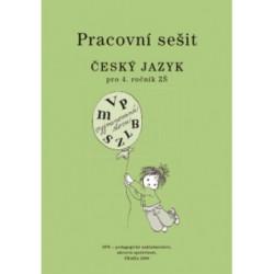 165898 Český jazyk pro 4. r. ZŠ, pracovní sešit