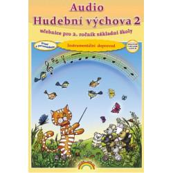 22-59 Audio k Hudební výchově 2 (instrumentální doprovod)