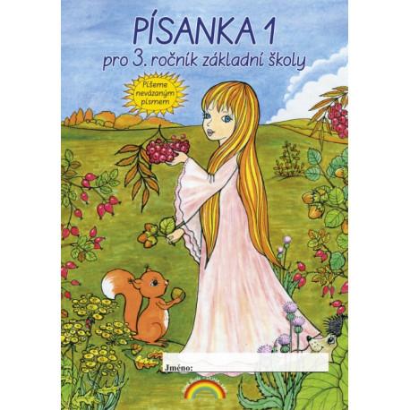 33-72N Nova Script - Písanka 1 pro 3. ročník