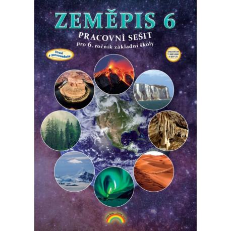 66-46 Zeměpis 6 - Planeta Země - pracovní sešit