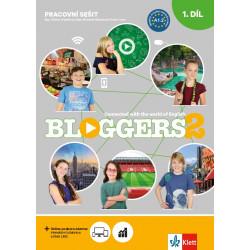 14144 Bloggers 2 – 2dílný pracovní sešit s kódem k interaktivní verzi
