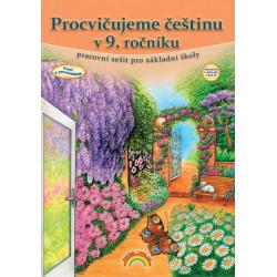 99-60 Procvičujeme češtinu v 9. ročníku - pracovní sešit