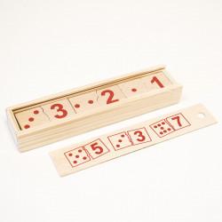 8048 Domino - čísla