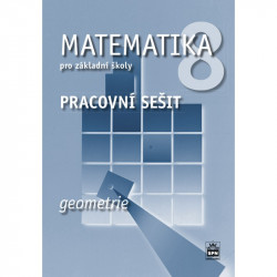 165911 SPN - Matematika pro ZŠ 8, geometrie, pracovní sešit