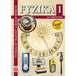165783 SPN - Fyzika pro ZŠ 1 – Fyzikální veličiny a jejich měření, učebnice
