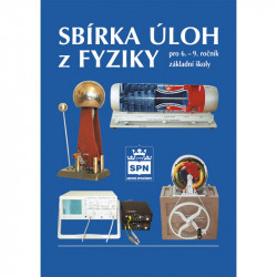 165695 SPN - Sbírka úloh z fyziky pro 6.–9. r. ZŠ