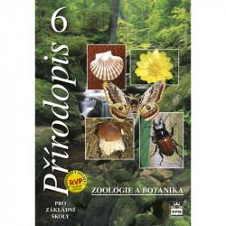 165836 SPN - Přírodopis pro ZŠ 6 – Zoologie a botanika, učebnice