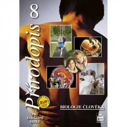 165880 SPN - Přírodopis pro ZŠ 8 – Biologie člověka, učebnice