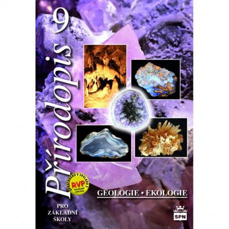 165881 SPN - Přírodopis pro ZŠ 9 – Geologie a ekologie, učebnice