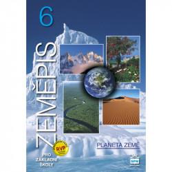 165064 SPN - Zeměpis pro ZŠ 6 – Planeta Země, učebnice