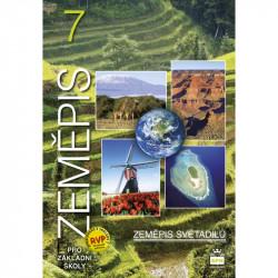 165165 SPN - Zeměpis pro ZŠ 7 – Zeměpis světadílů, učebnice