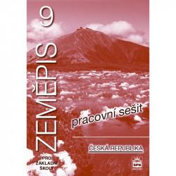 165891 SPN - Zeměpis pro ZŠ 9 – Česká republika, pracovní sešit