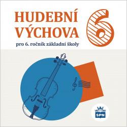 165251 SPN - Hudební výchova pro 6. ročník ZŠ - CD