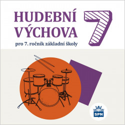 165252 SPN - Hudební výchova pro 7. ročník ZŠ - CD