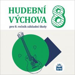 165253 SPN - Hudební výchova pro 8. ročník ZŠ - CD