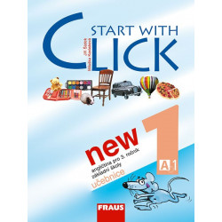Start with Click New 1, učebnice