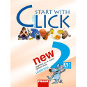 Start with Click New 2, učebnice