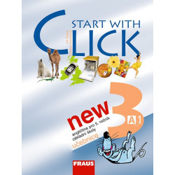 Start with Click New 3, učebnice