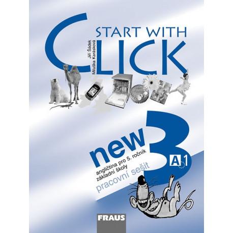 Start with Click New 3, pracovní sešit