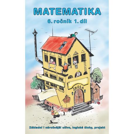 13900 Matematika 6. ročník, 1. díl PS