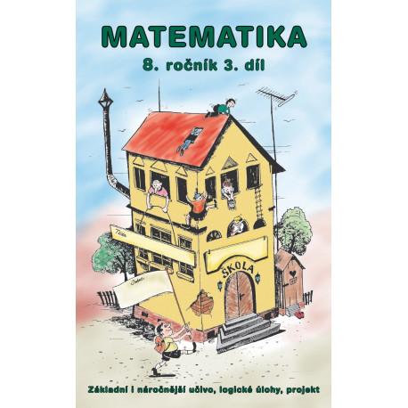 13910 Matematika 8. ročník, 3. díl PS