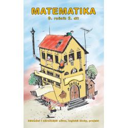 13913 Matematika 9. ročník, 2. díl PS