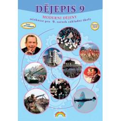 99-40 Dějepis 9 - Moderní Dějiny - učebnice