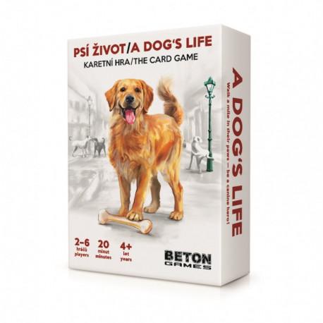 8310 Psí život - karetní hra