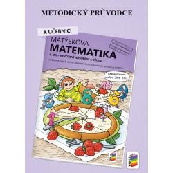 02A40 Metodický průvodce k Matýskově matematice 6. díl - aktualizované vydání 2019